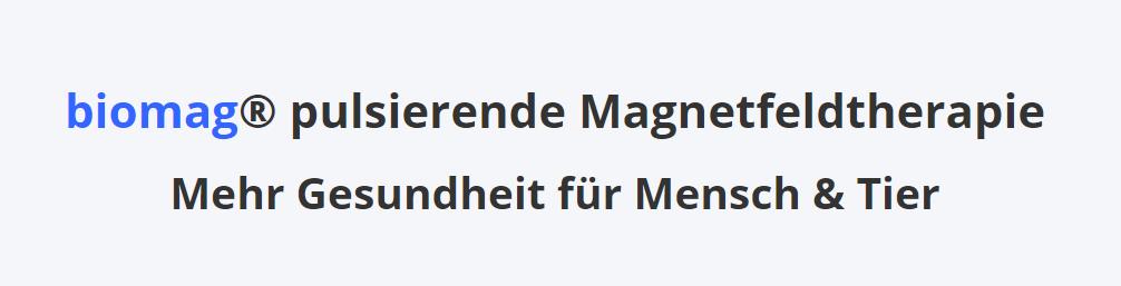 Magnetfeldtherapie Maintal ᐅ biomag® » Schmerztherapie, ✔️Osteopathie, Heilpraktiker, Physiotherapie, Alternative: Ihr Magnetfeld Therapie Experte